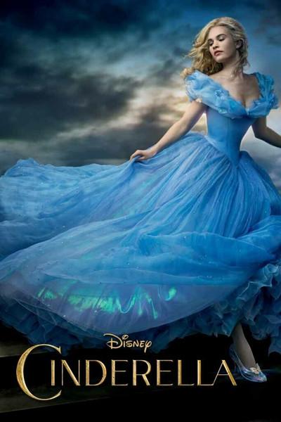 Cinderella [Google Play HD] Transfers To Movies Anywhere, Vudu & iTunes