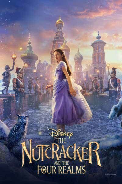 The Nutcracker And The Four Realms [Google Play HD] Transfers To Movies Anywhere, Vudu & iTunes