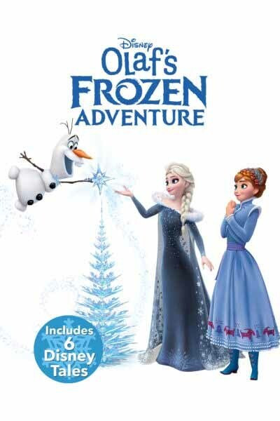 Olaf's Frozen Adventure [Google Play] Transfers To Movies Anywhere, Vudu & iTunes