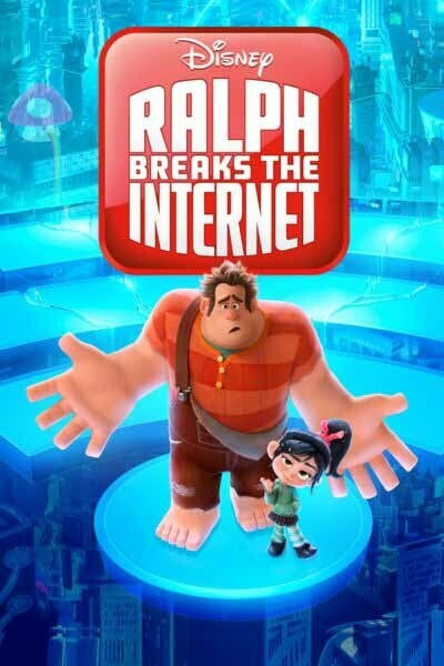 Ralph Breaks The Internet: Wreck-iT Ralph 2 [Google Play] Transfers To Movies Anywhere, Vudu & iTunes