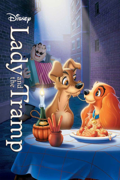Lady And The Tramp [Google Play] Transfers To Movies Anywhere, Vudu & iTunes
