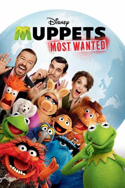 Muppets Most Wanted  [Google Play] Transfers To Movies Anywhere, Vudu and iTunes