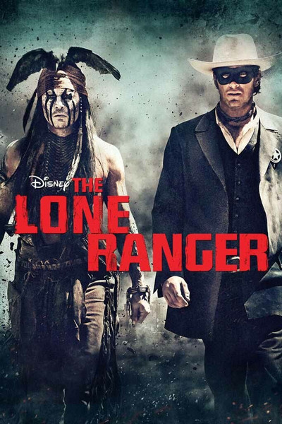 The Lone Ranger [Google Play] Transfers To Movies Anywhere, Vudu and iTunes