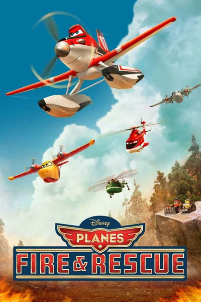 Planes: Fire & Rescue [Google Play] Transfers To Movies Anywhere, Vudu and iTunes