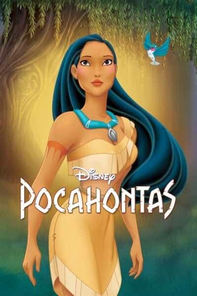 Pocahontas I  [Google Play] Transfers To Movies Anywhere, Vudu & iTunes