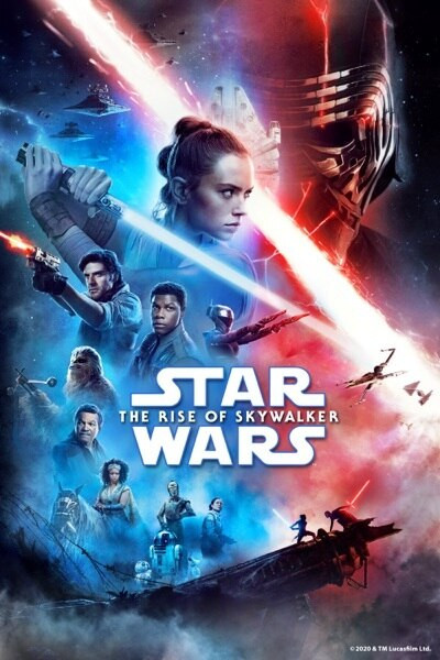 Star Wars The Rise Of Skywalker [Google Play] Transfers To Movies Anywhere, Vudu & iTunes