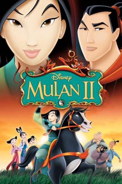 Mulan II [Google Play] Transfers To Movies Anywhere, Vudu & iTunes