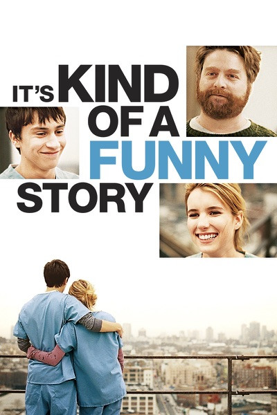 It's Kind Of Funny Story [Movies Anywhere HD, Vudu HD or iTunes HD via Movies Anywhere]