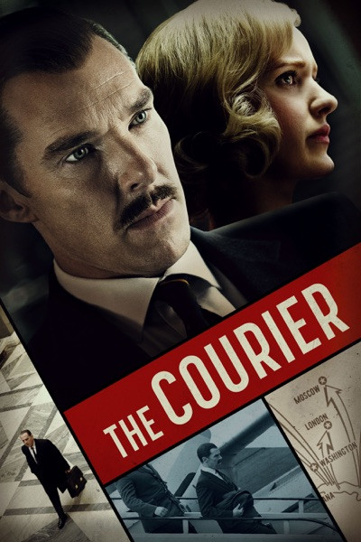 The Courier 2021 [Vudu HD or iTunes 4K]