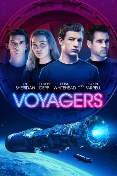 Voyagers [Vudu HD or iTunes 4K]
