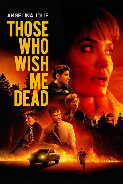 Those Who Wish Me Dead [Movies Anywhere HD, Vudu HD or iTunes HD via Movies Anywhere]