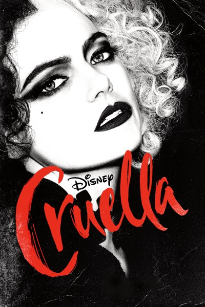 Cruella [Movies Anywhere HD, Vudu HD or iTunes HD via Movies Anywhere] Pre-Order Delivery National Release Day September 21