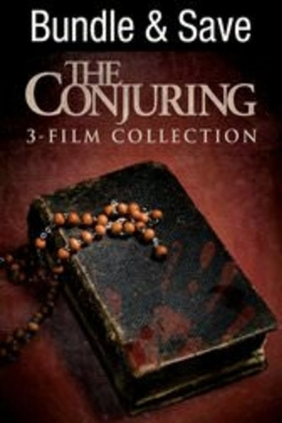 The Conjuring 3 Film Collection Bundle [Movies Anywhere HD, Vudu HD or iTunes HD]