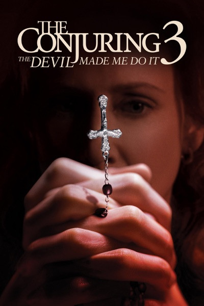 The Conjuring 3 The Devil Made Me Do It [Movies Anywhere 4K, Vudu 4K or iTunes 4K via Movies Anywhere]