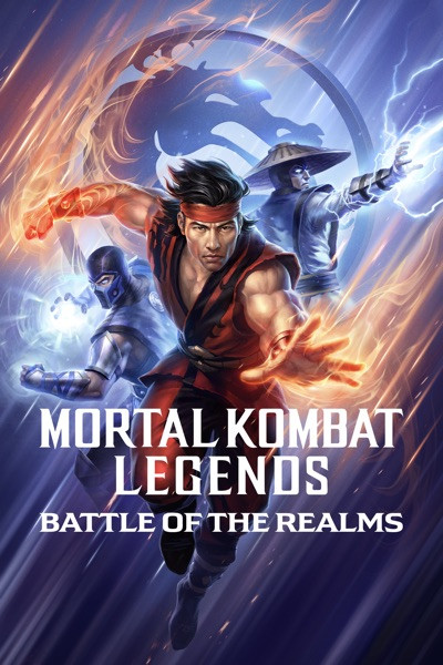 Mortal Kombat Legends Battle Of The Realms [Movies Anywhere 4K, Vudu 4K or iTunes 4K via Movies Anywhere]