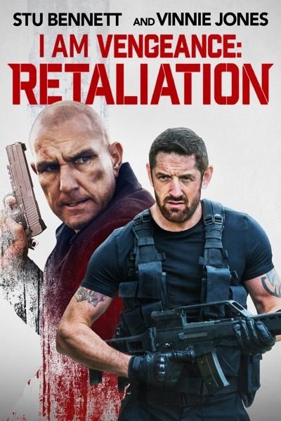 I am Vengeance: Retaliation [Vudu HD or iTunes HD]