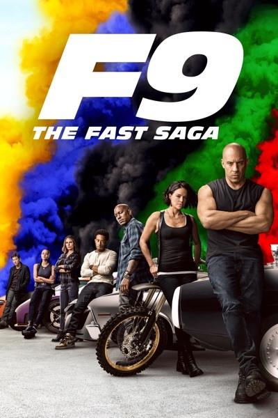 F9: The Fast Saga Theatrical & Directors Cut [Movies Anywhere 4K, Vudu 4K or iTunes 4K via Movies Anywhere]