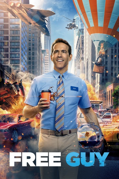 Free Guy [Movies Anywhere HD, Vudu HD or iTunes HD via Movies Anywhere]
