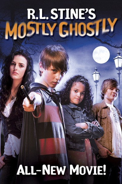 R.L. Stine's Mostly Ghostly [Movies Anywhere HD, Vudu HD or iTunes HD via Movies Anywhere]