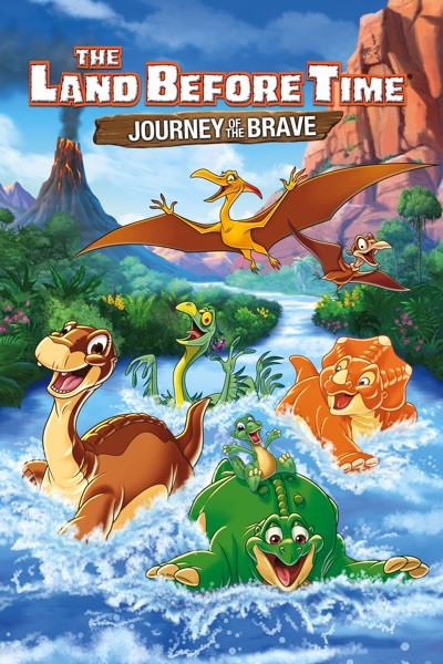 The Land Before Time: Journey Of The Brave [Movies Anywhere HD, Vudu HD or iTunes HD via Movies Anywhere]