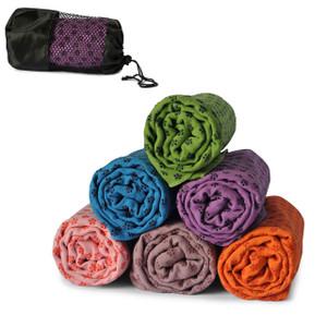 Bikram Yoga Pilates Towel Microfibre Non Slip