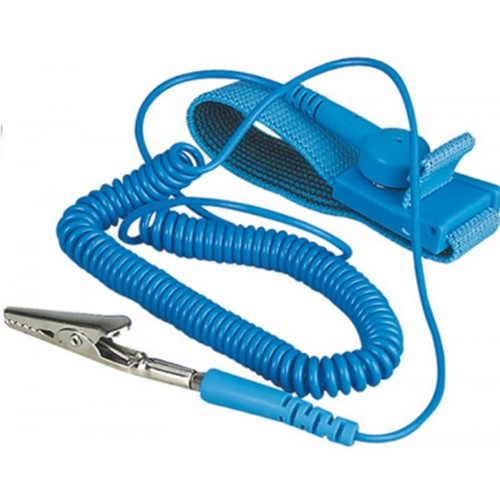 LUPO Anti-Static Wrist Strap Grounding Wrist Strap/Band - Prevents Build up of Static Electricity