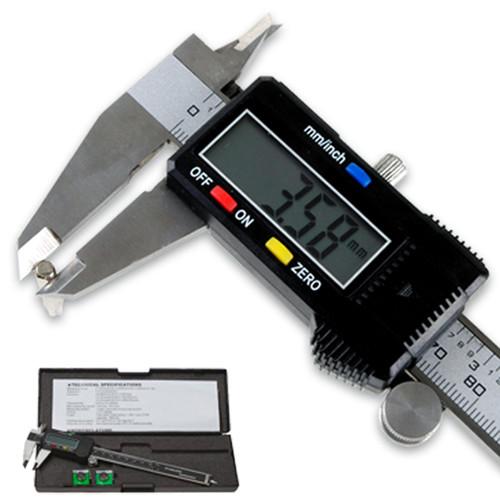 LUPO 200mm LCD Digital Vernier Gauge Caliper Micrometer