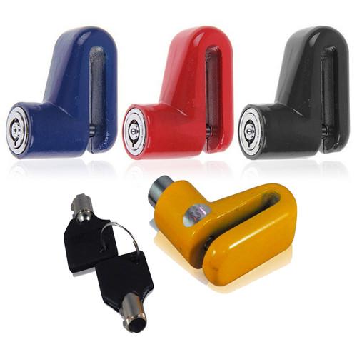 LUPO Bicycle Motorbike Security Disc Brake Lock + 2 Keys