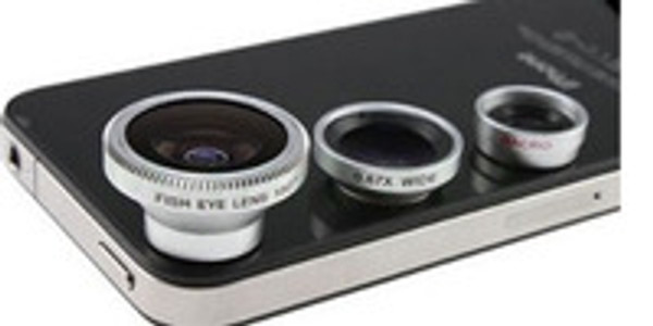 Lupo Lens Kit for iPhone 5 5S 5C