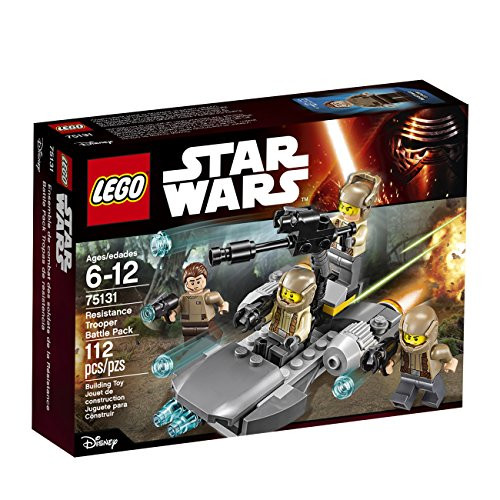 LEGO Star Wars Resistance Trooper Battle Pack 75131 - Pic 1
