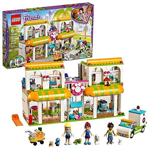 LEGO Friends Heartlake City Pet Center 41345 Building Kit (474 Piece) (Renewed)