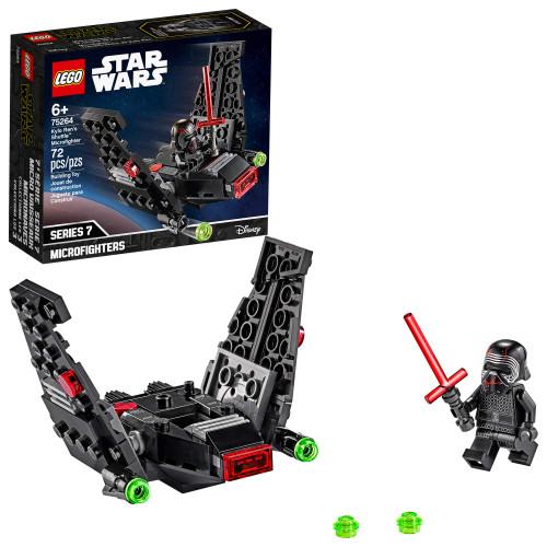 Lego Star Wars The Rise Of Skywalker Kylo Ren S Shuttle 75256 Star Wars Shuttle Action Figure Building Kit 1 005 Pieces
