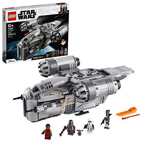 LEGO Star Wars: The Mandalorian The Razor Crest 75292 (1,023 Pieces)