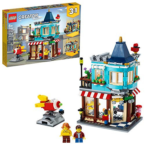LEGO Creator 3in1 Townhouse Toy Store 31105
