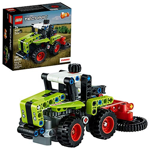 LEGO Technic Mini CLAAS XERION 42102 Toy Tractor Building Kit (130 Pieces)