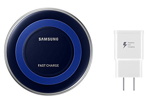 Samsung Qi Certified Fast Charge Wireless Charger Pad - Pic 1