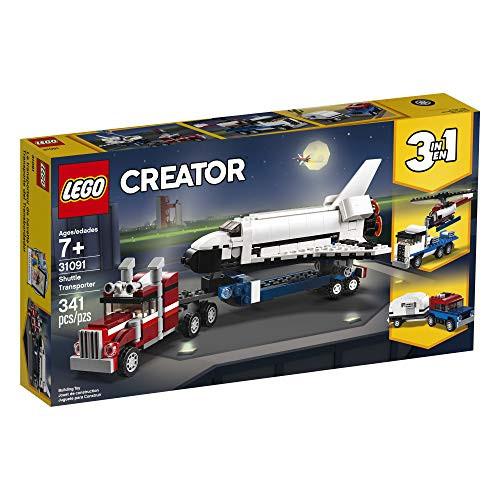 LEGO Creator 3in1 Shuttle Transporter 31091 - Pic 1