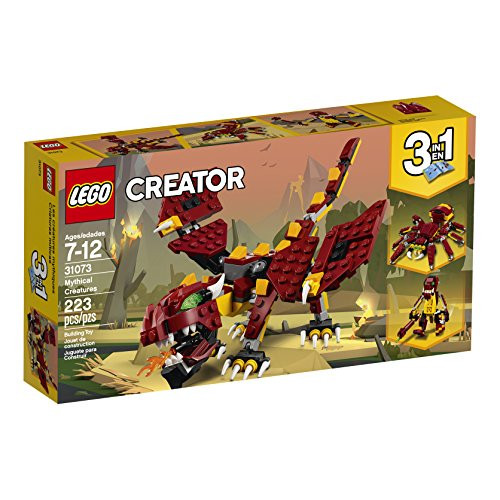 LEGO Creator 3in1 Mythical Creatures 31073 - Pic 1