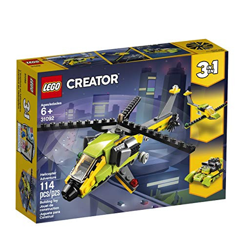 LEGO Creator 3in1 Helicopter Adventure 31092 - Pic 1