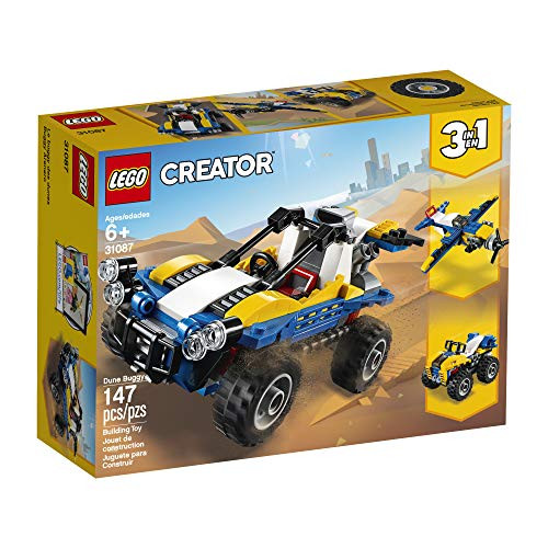 LEGO Creator 3in1 Dune Buggy 31087 - Pic 1