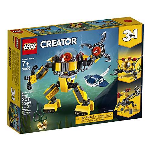 LEGO Creator 3in1 Underwater Robot 31090 - Pic 1