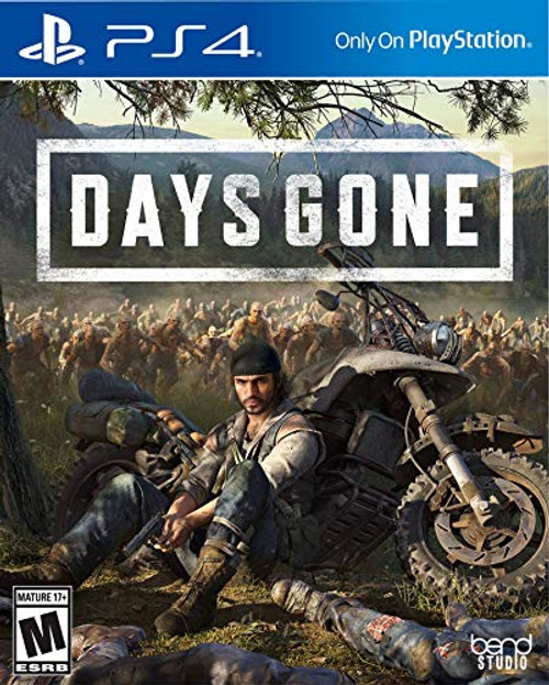 Days Gone - PlayStation 4 - Pic 1