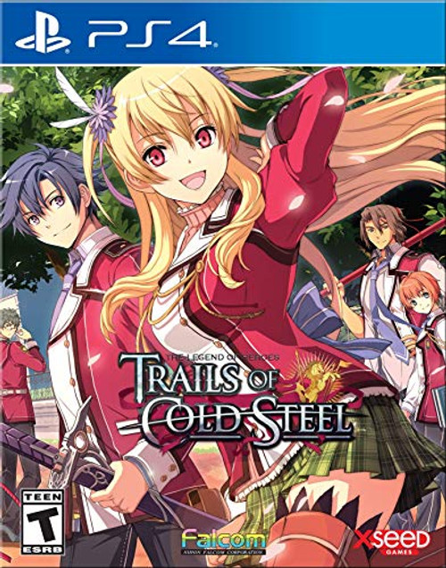 The Legend of Heroes: Trails of Cold Steel - Decisive Edition - PlayStation 4 - Pic 1