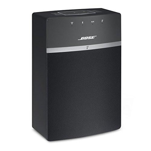 Bose SoundTouch 10 wireless speaker, works with Alexa, Black