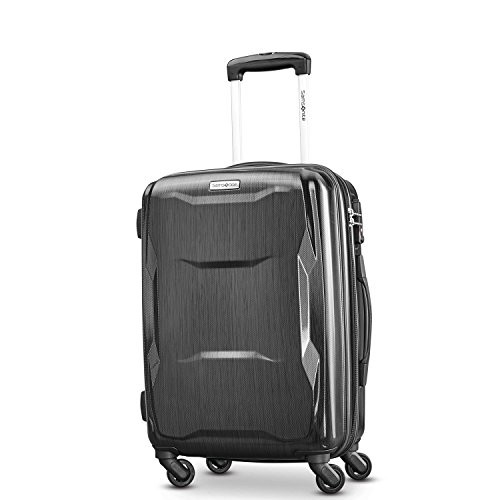 "Samsonite Pivot 20"" Spinner Brushed Black"