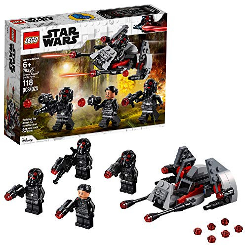 LEGO Star Wars Inferno Squad Battle Pack 75226 - Pic 1