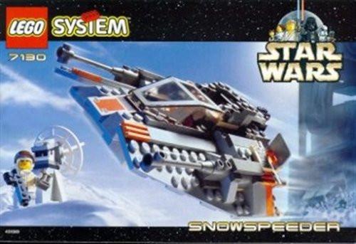 LEGO Star Wars Snowspeeder 7130 - Pic 1