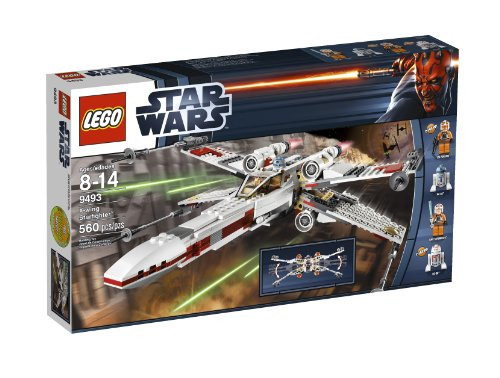 LEGO Star Wars X-Wing Starfighter 9493 - Pic 1