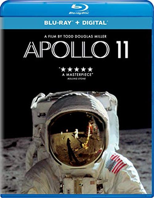 Apollo 11 Blu-ray Disc