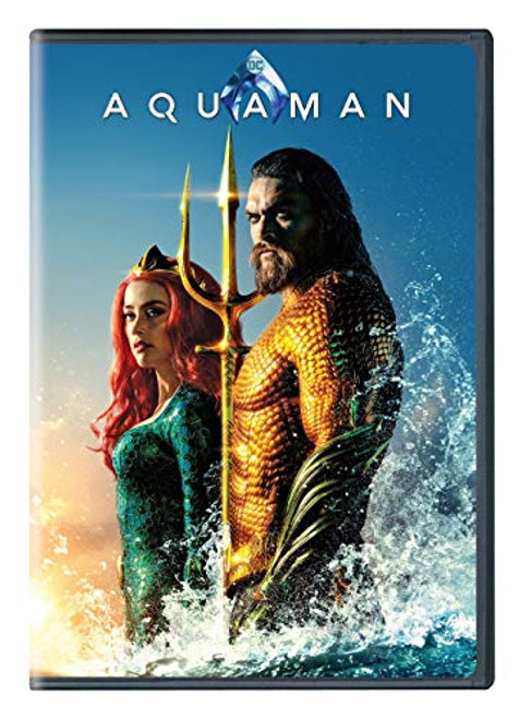 Aquaman: Special Edition DVD
